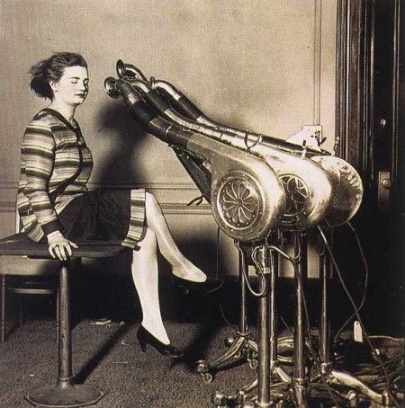 Vintage Hair Dryer