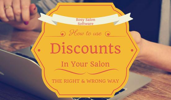 Salon Discounts