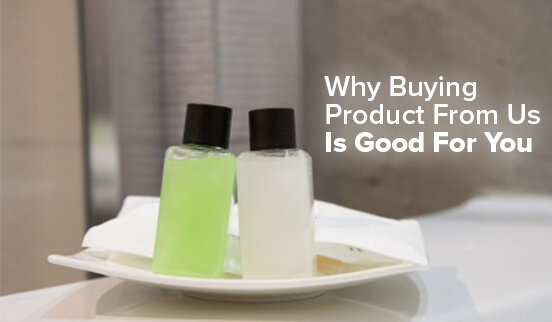 Why Buying Product From Us Is Good For You