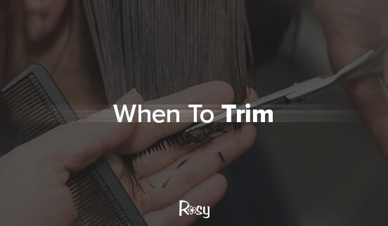 When To Trim