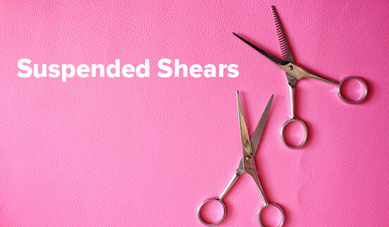Suspended Shears