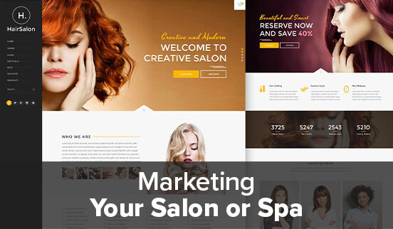Marketing Your Salon or Spa