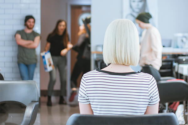 Salon Marketing Ideas -Teach a hair styling class