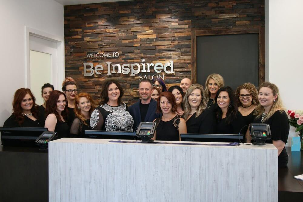 Salon Industry Expert Spotlight: Kati Whitledge - Be Inspire Salon team