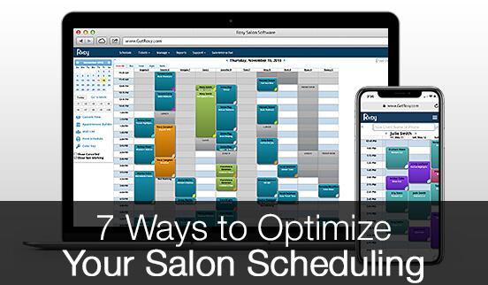 7 Ways to Optimize Your Salon Scheduling