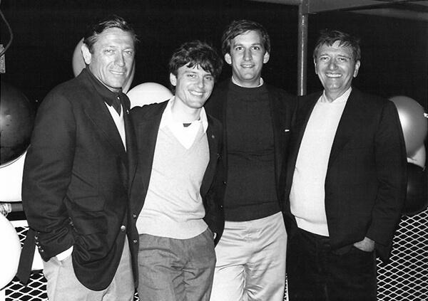Seymour, Andrew, David & Nathan Finkelstein