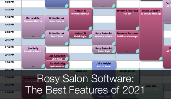 The Best Salon Software Features of 2021