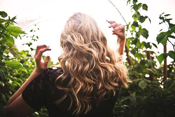 Long hair - eextensions