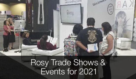Rpsy Trade Shows and Events for 2021