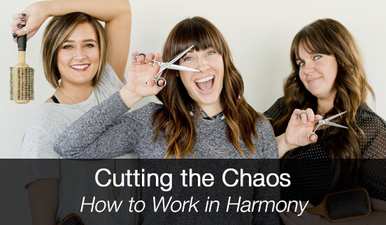 Cutting The Chaos - How to Work in Harmony